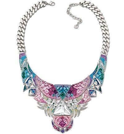Swarovski Crystal Couture Necklace