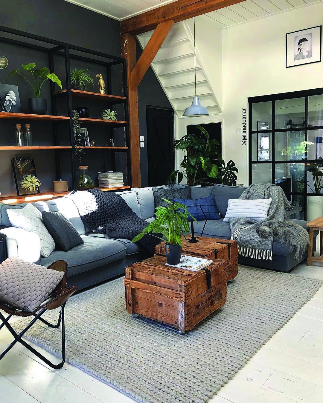 Photo of atemberaubende graue Wohnzimmervorschläge