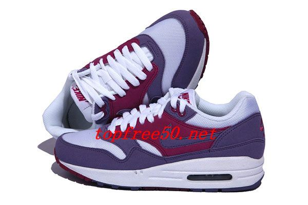 best website 7e03c 3b3b2 F3gmuf Purple Earth White Berry Rave Pink Nike Air Max 1 Women s Shoes