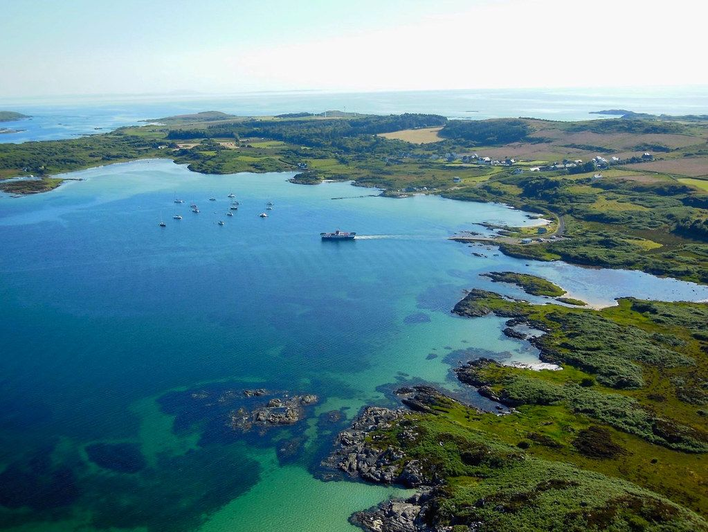 Gigha Self Catering Cottages offers outstanding self