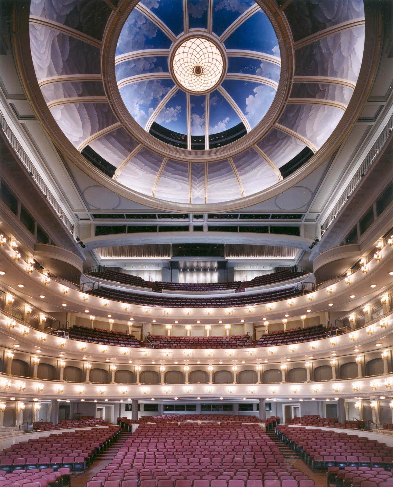 B Performance Hall In Fort Worth