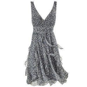 Smoke and Ivory Dress SWOON!