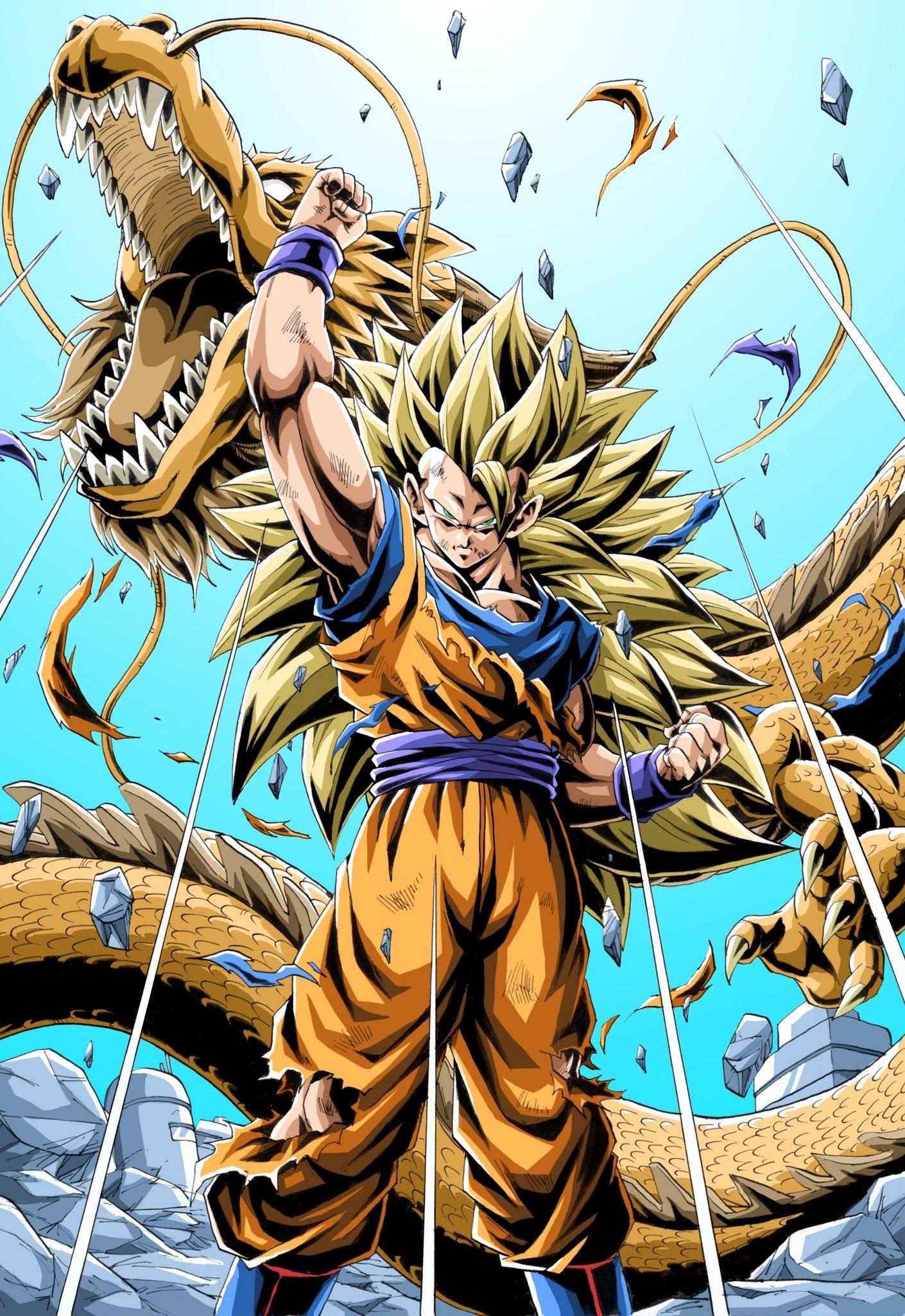 Goku Super Saiyan 3 Dragon Ball Goku Dragon Ball Wallpapers Anime Dragon Ball Super