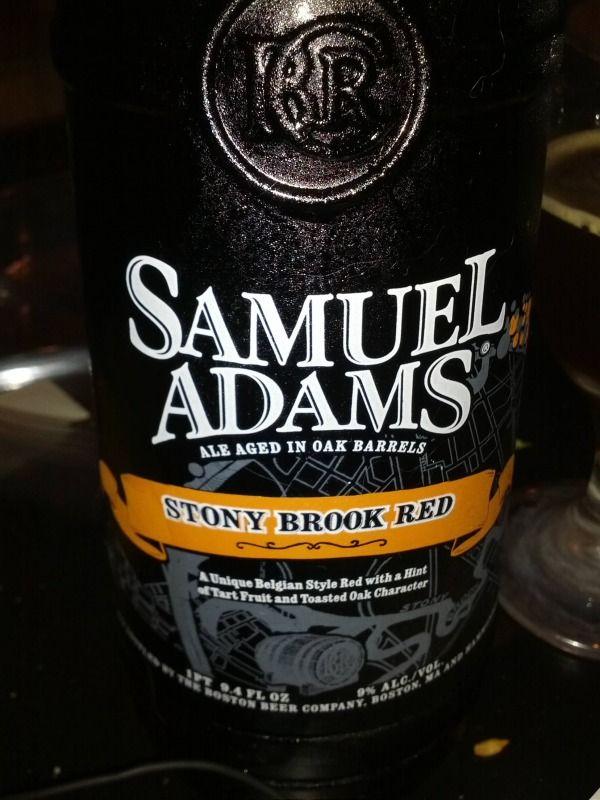 Sam Adams Stony Brook Red 9% - mcreed