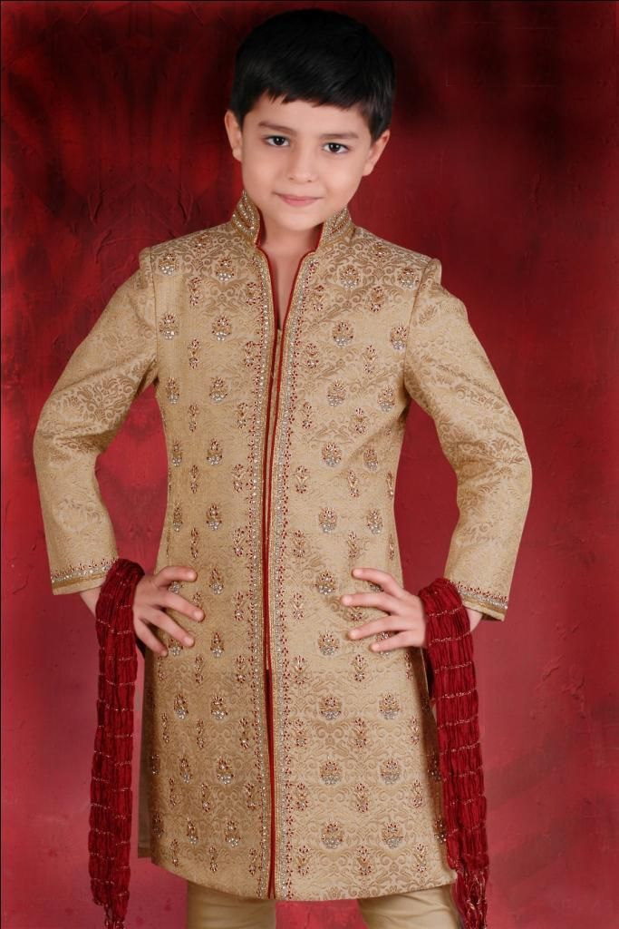 Sherwani Collection For Kids