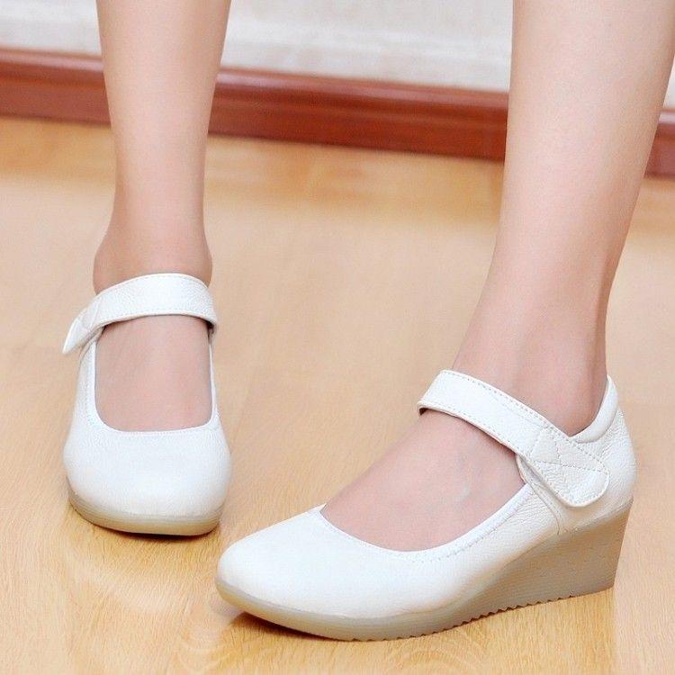 Nursing shoes, Comfortable wedges