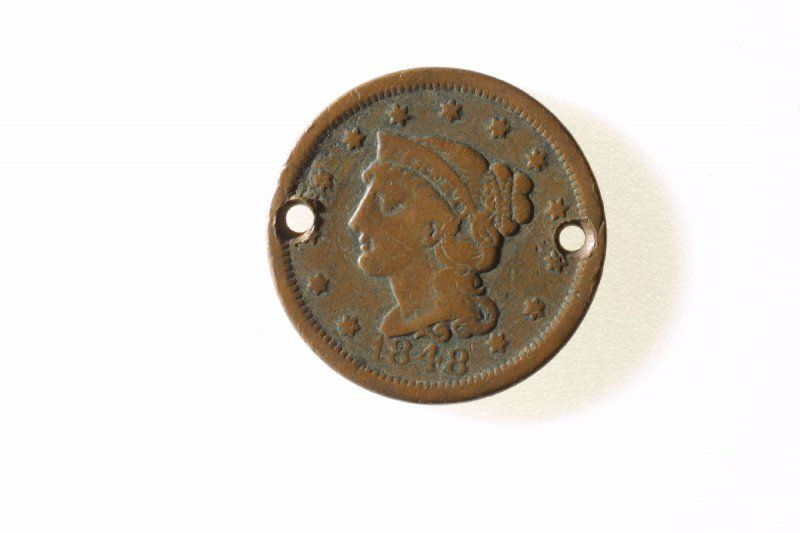 One Cent Coin Coins Old Money Legion Of Honour