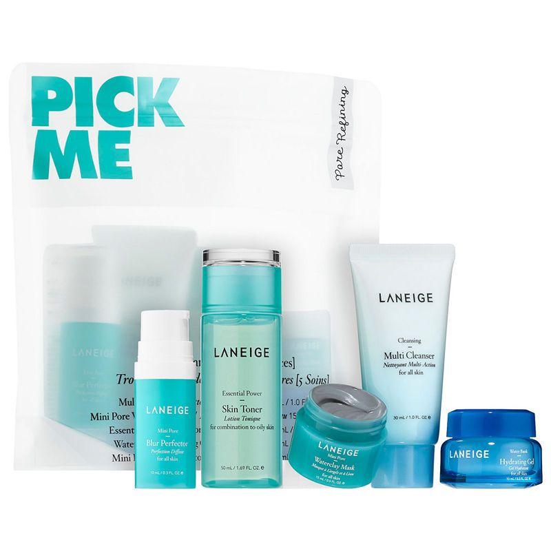 Laneige Pore Care Trial Kit Laneige Sephora Skin Toner