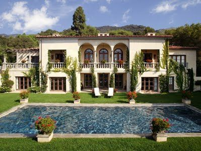 My Favourite House Spanish Style Homes Italian Style Home Mediterranean Homes