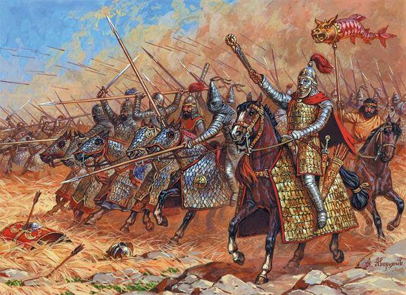 Image result for Arsacid Parthian Sardar regiment