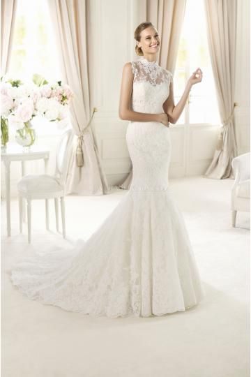 Buy Wedding Dress Pronovias Ugalde 2013 At Cheap Price