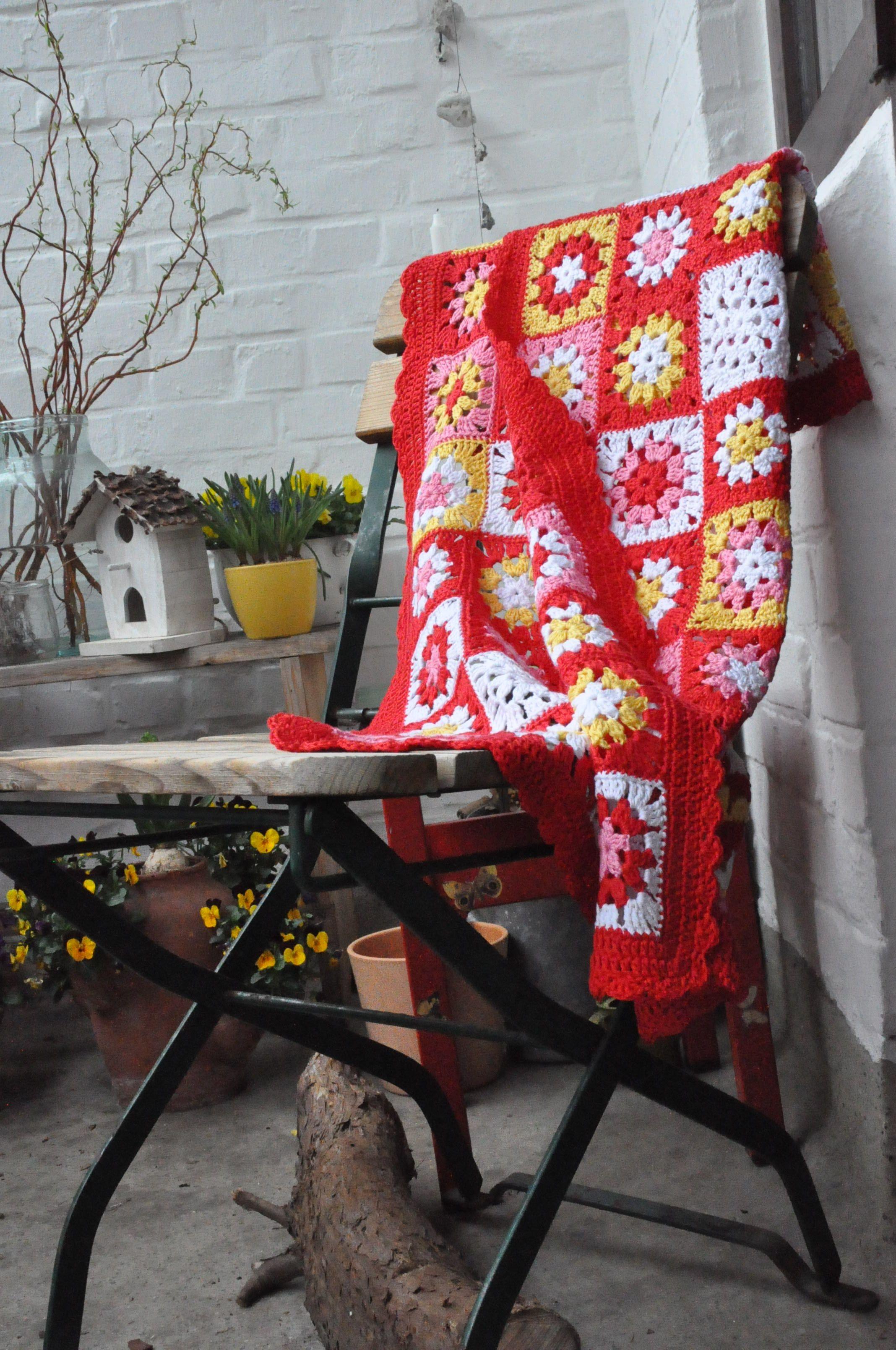 Rote Kleine Decke With Rote Decke