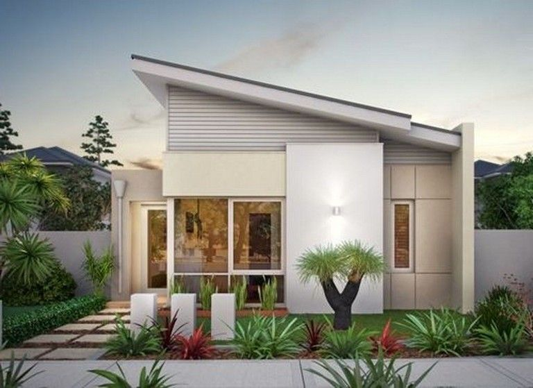 56 Wonderful Designs Of Minimalist Two Storey House Home