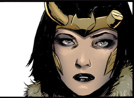 Loki Agent of Asgard #16 Loki and Volstagg - Loki The Asgardian Agent