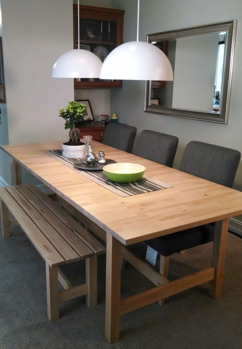 Rustic Wood Dining Table Set Ikea Dining Room Ikea Dining Table