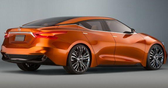 Nissan Sport Sedan Concept Sports Sedan