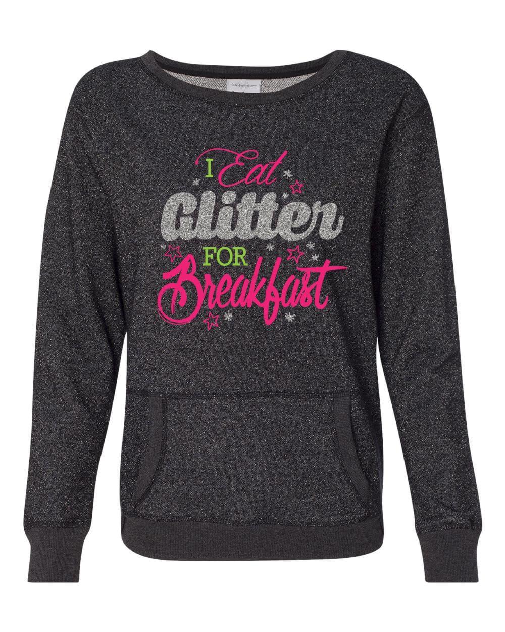 b26fef6b66d8 Specialty ink t-shirt printing… | Custom Decorated Glitter T-Shirts ...