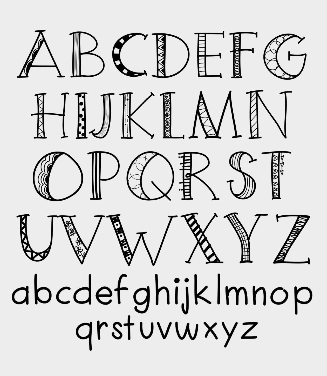 Free Downloadable Font Lettering Alphabet Lettering Alphabet Fonts Hand Lettering Fonts