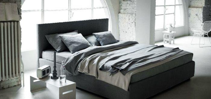 Dominique bed by ivano redaelli beds bed bedroom modern furniture - Lit zanzariera ivano redaelli ...