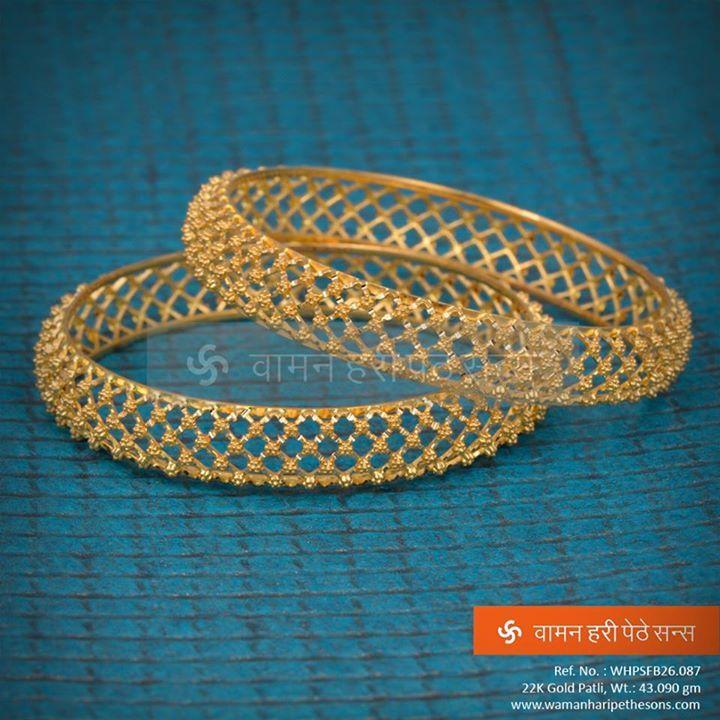 Gold Patli | Indian Jewelery | Pinterest | Gold, Bangle and Gold ...