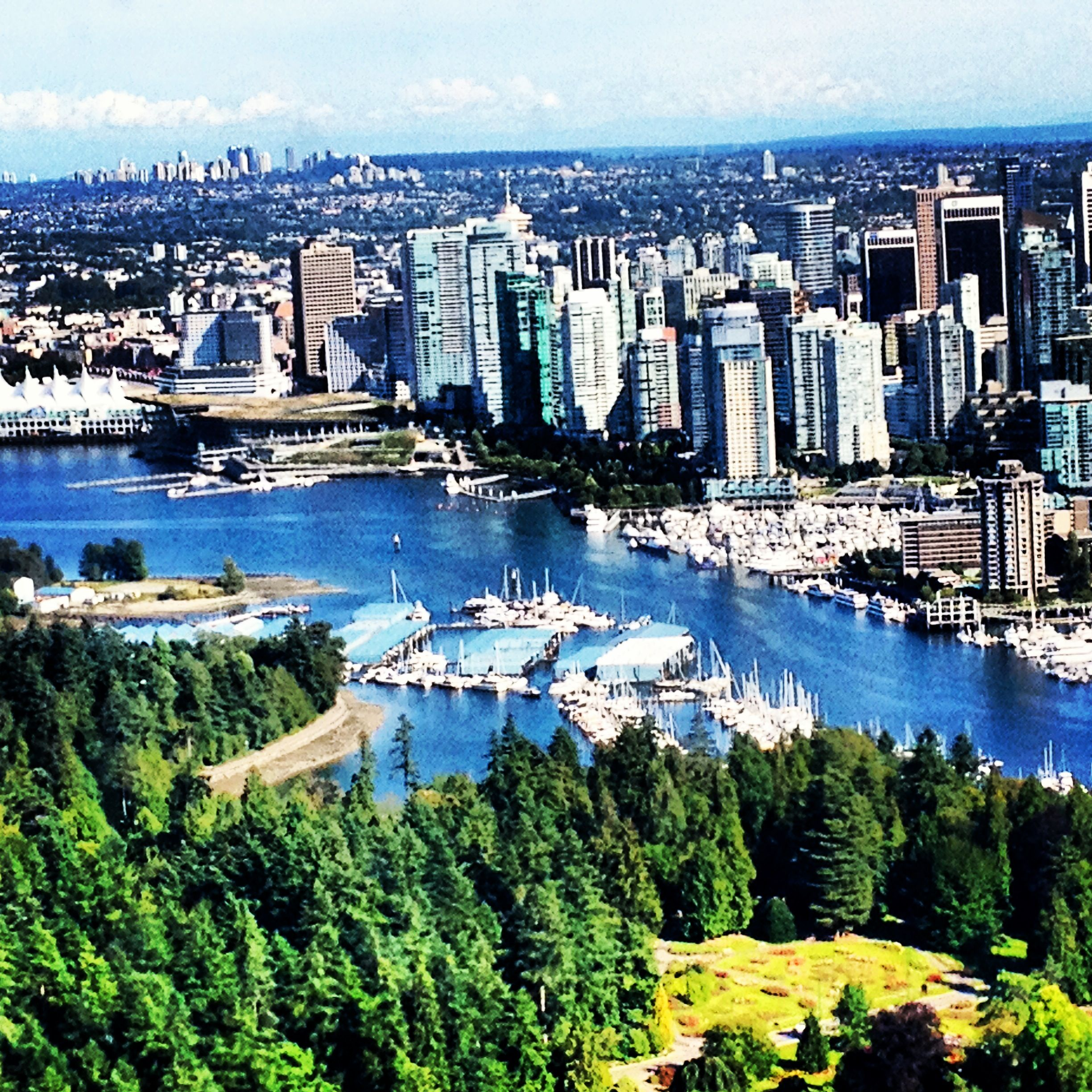 Places To Visit In Vancouver During Summer: Beautiful Vancouver BC!