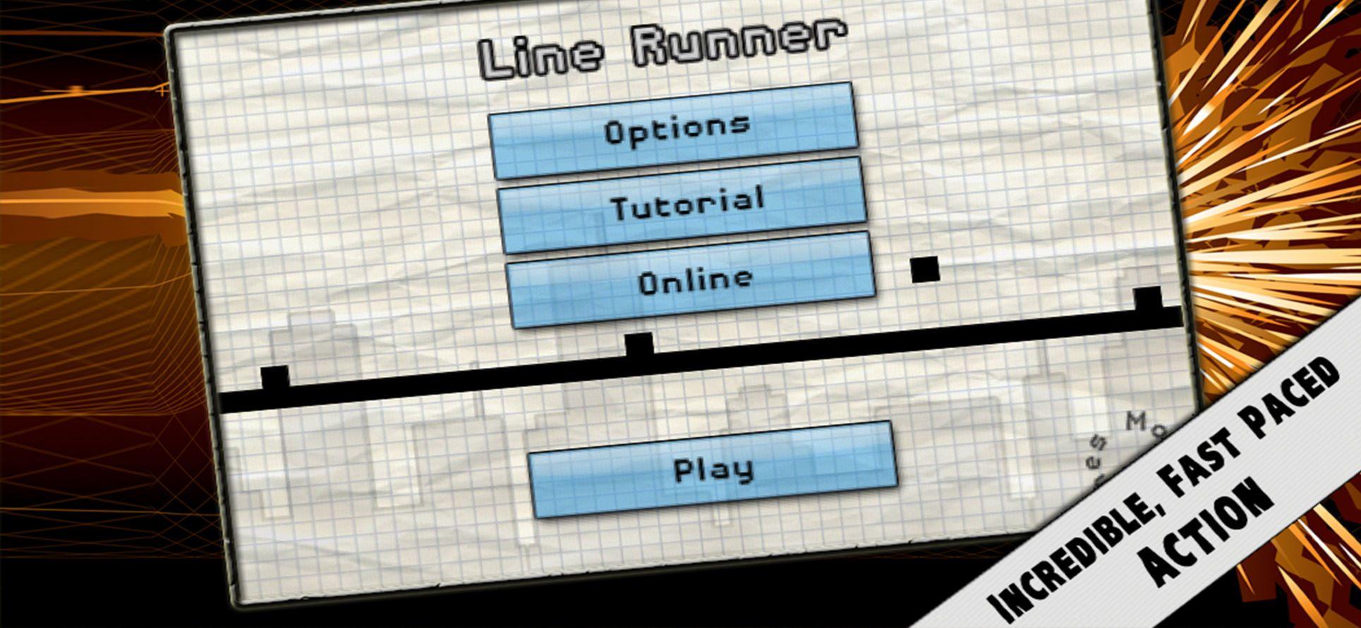 Line runner actionarcadeappsios line runner ios