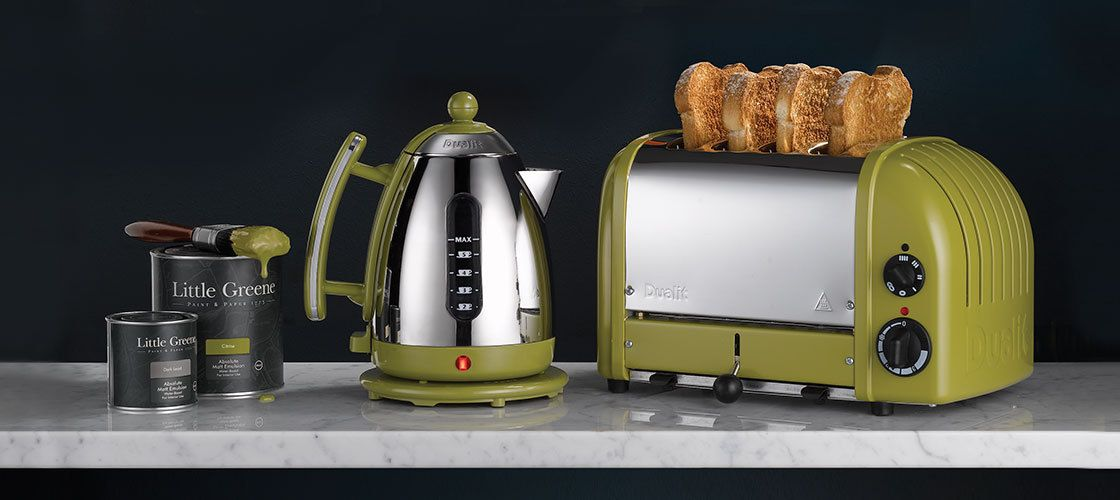 Buy Dualit's iconic Classic Toaster and