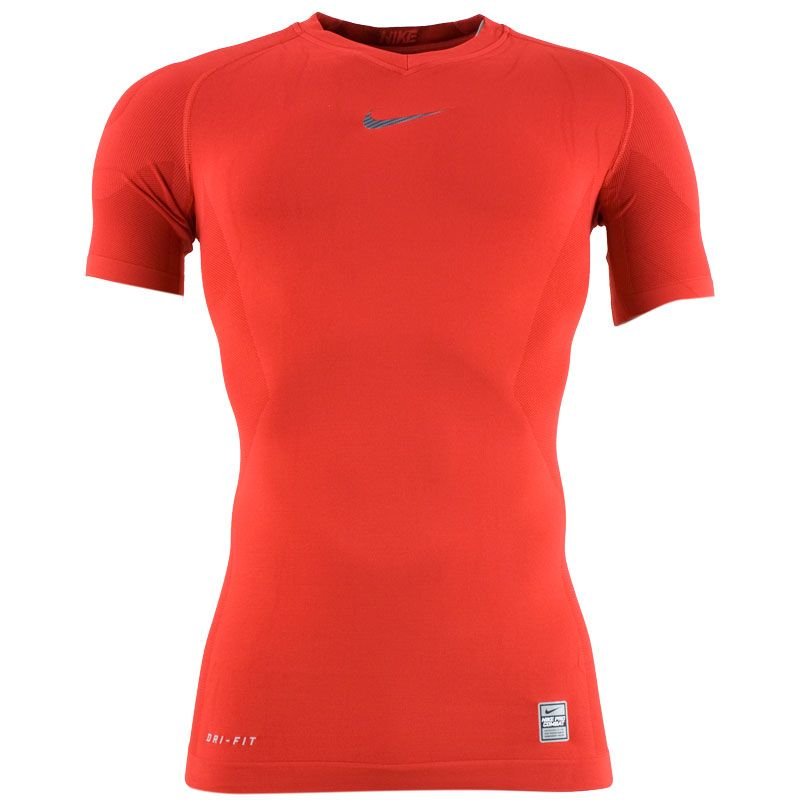 NIKE - HYPERCOOL COMPRESSION ROSSO MC