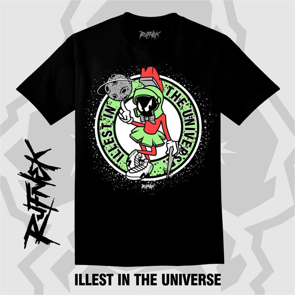 3b52b42be7f ILLEST IN THE UNIVERSE | Original RUFNEK brand | T-Shirt Designs ...