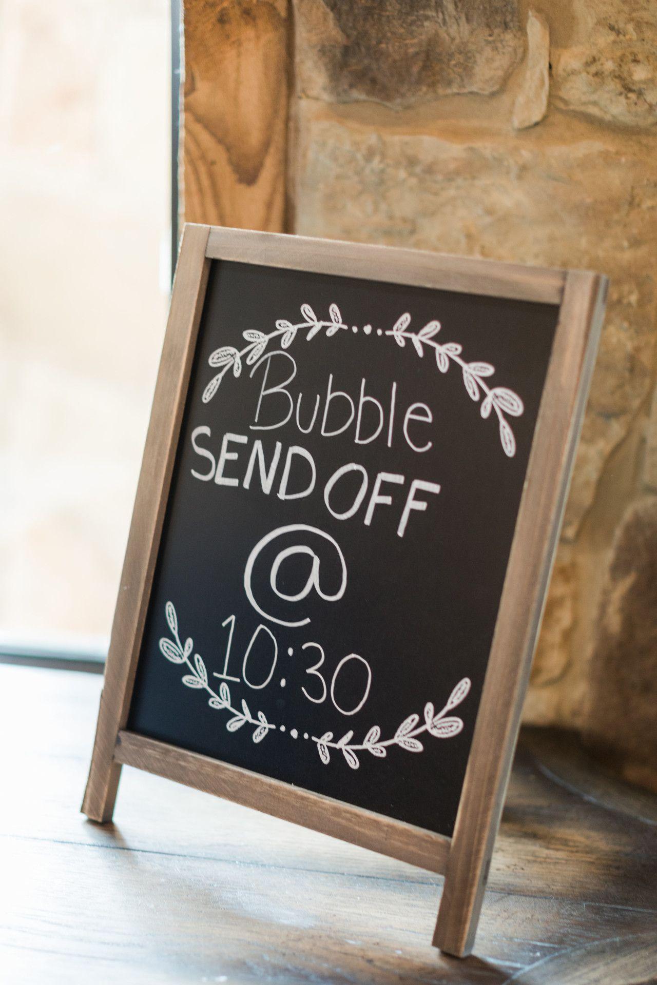 rustic wedding sign wedding send off ideas wedding