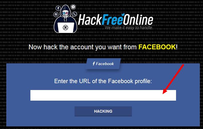 اختراق الفيسبوك عن طريق رابط الصفحة الشخصية Facebook Profile Facebook Profile