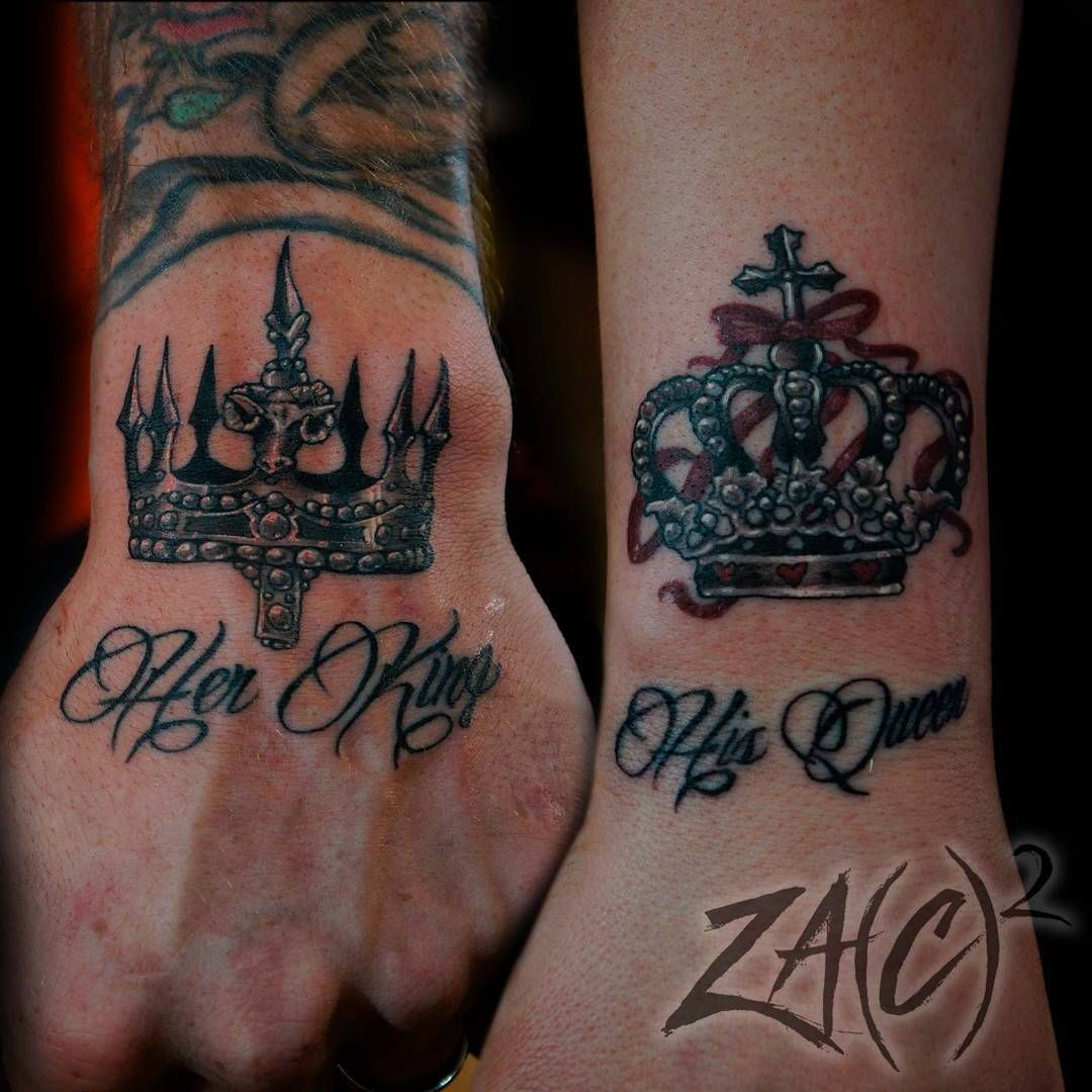 Undefined King Queen Tattoo Queen Tattoo Queen Tattoo Designs King queen tattoo hd images