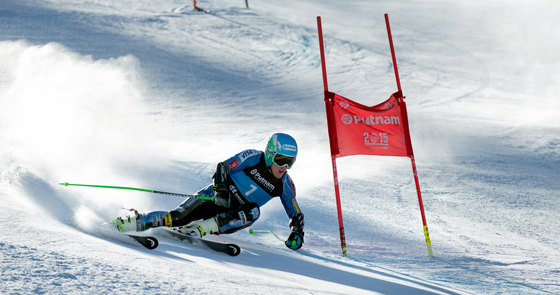 'Giant Slalom': Beautiful storytelling from the New York Times