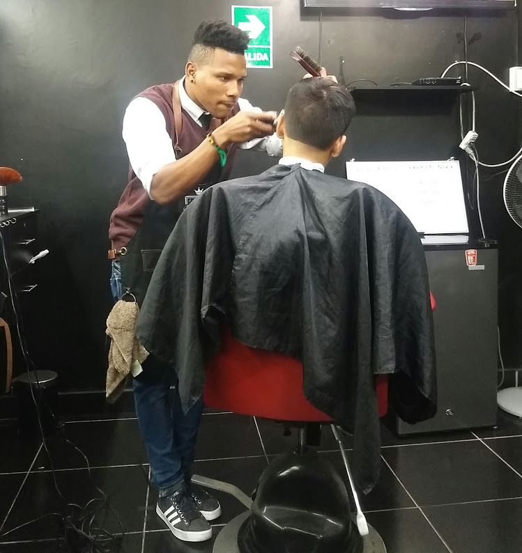 Pin On Barbero Dominicano