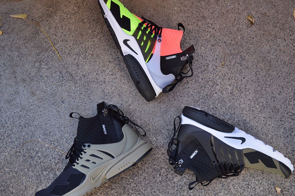A Closer Look at ACRONYM & Nike's Air Presto. Sneaker BarSneaker ...