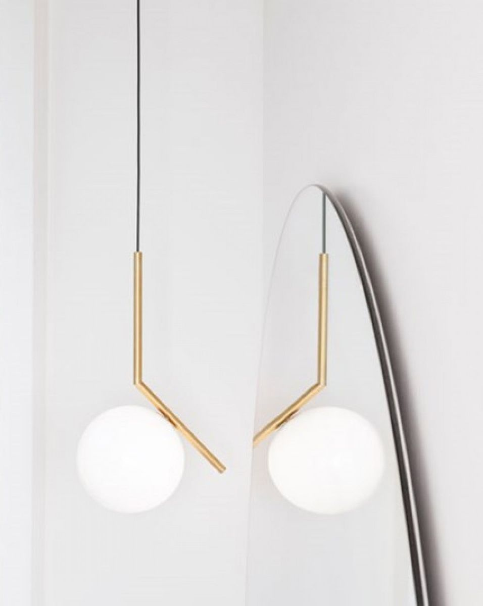 Lampada Nuvola Flos Ic Pendant Light Flos House Pinterest