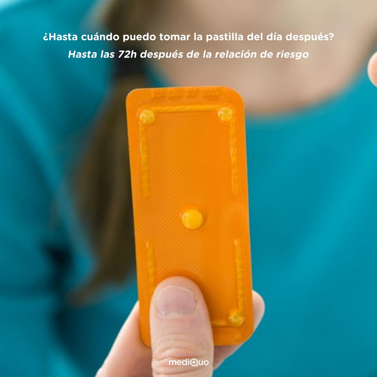 Pastilla Del Día Después Plan De Entrenamiento Historial Médico Medicos
