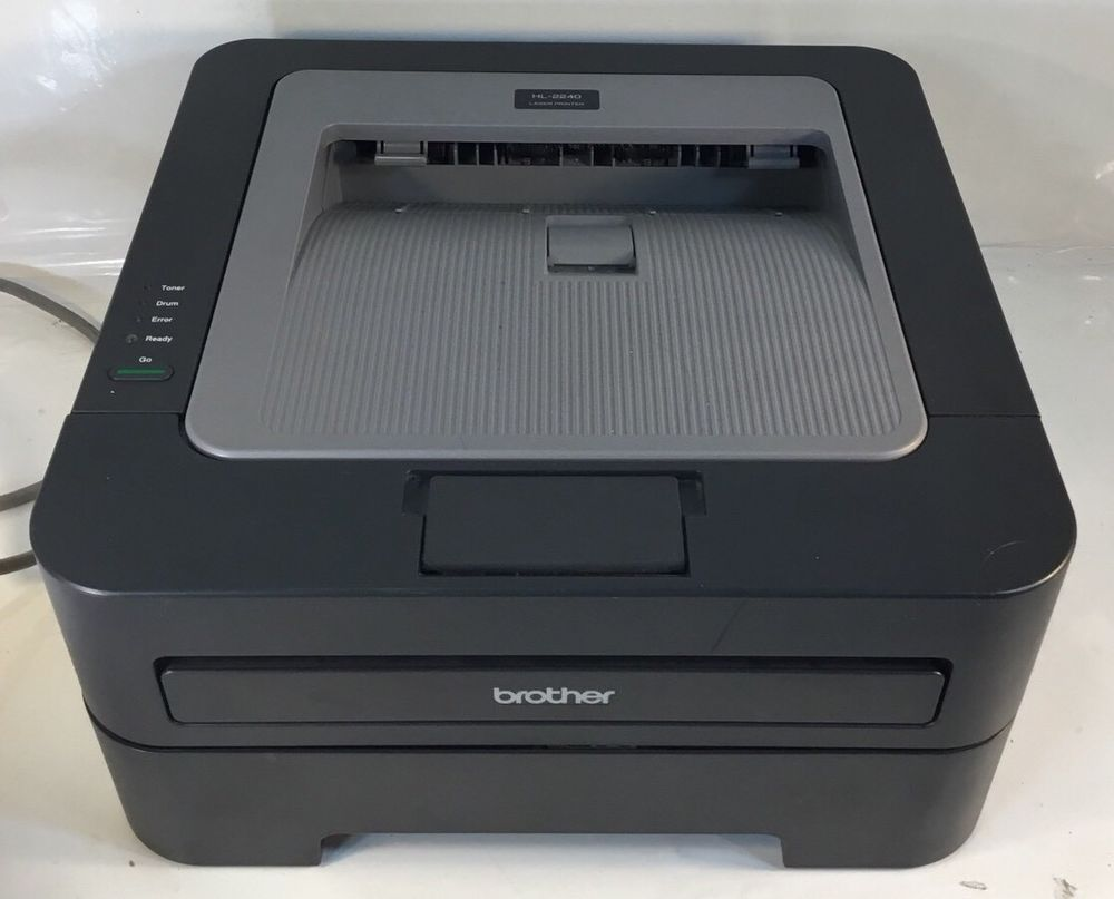 Brother Hl 2240 Laser Printer Used Tested 15 000 Page Count New Ink Toner Brother Ink Toner Laser Printer Printer