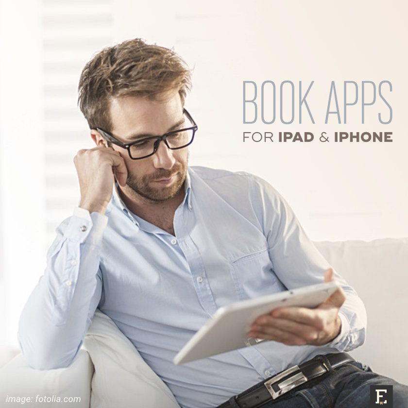 Best iPad and iPhone bookreading apps you should be using