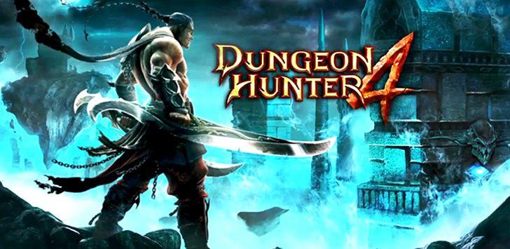 Dungeon hunter 4 v130 mod money apk free download apk