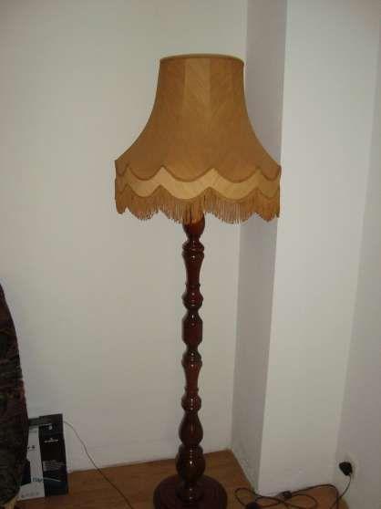 lampadaire d'interieur ancien