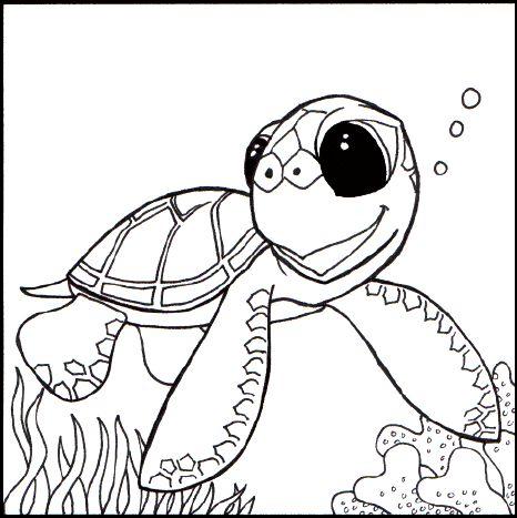 Pin By Lori Nunn On Tattoos Turtle Coloring Pages Cartoon Coloring Pages Animal Coloring Pages