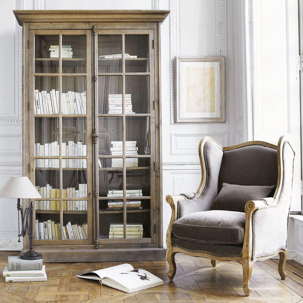 lampe de chevet accord on en m tal et abat jour en coton h 63 cm cologne maisons du monde. Black Bedroom Furniture Sets. Home Design Ideas