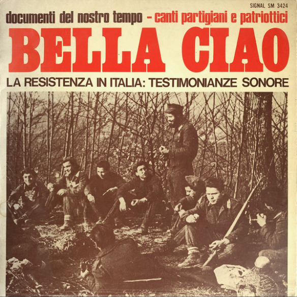 Aglio Olio E Peperoncino Bella Ciao Ciao Vintage Travel Posters Songs About Freedom