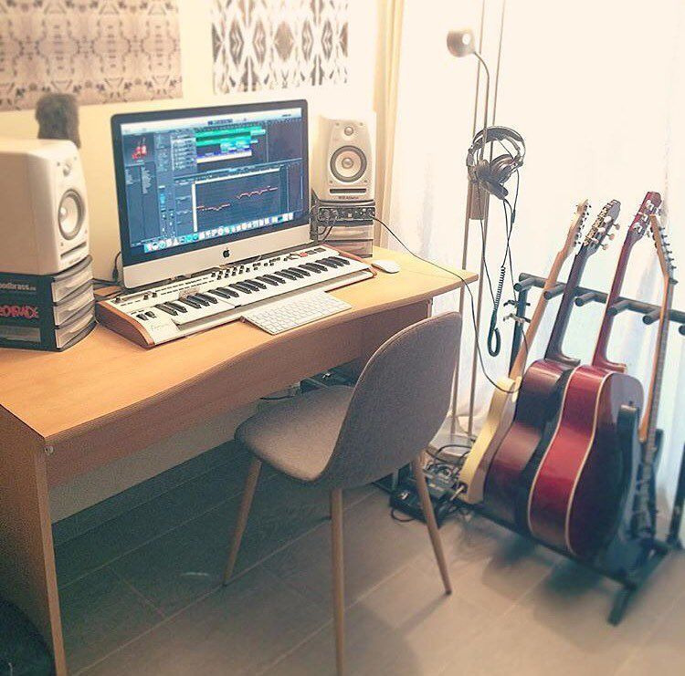 Pin By Dustin Welch On Music Music Studio Room Recording Studio