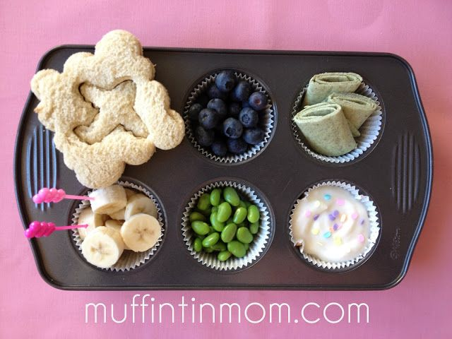 Muffin Tin Mom: Cute Food