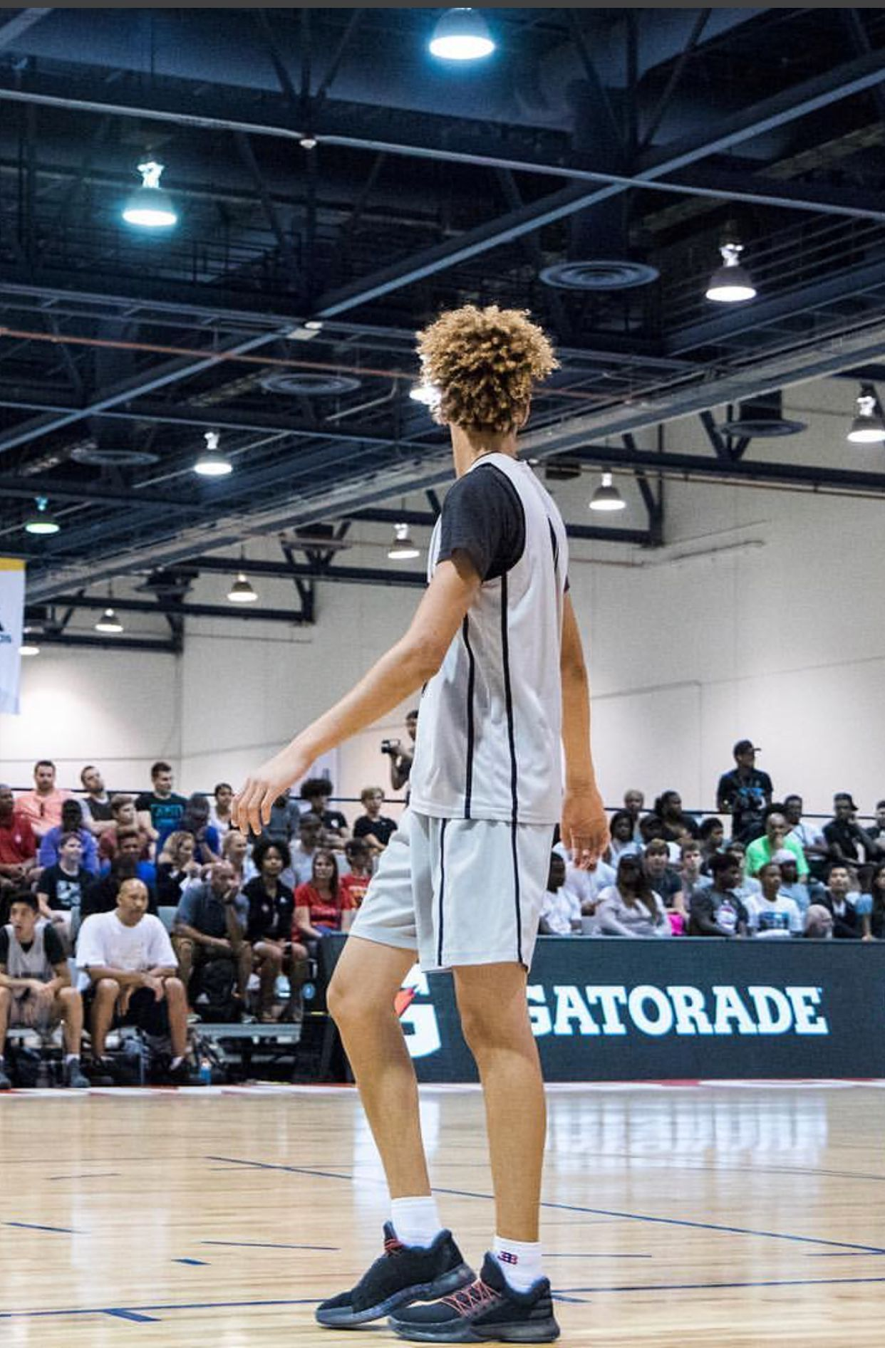 There For You Melo Lamelo Ball Nike Basketball Shorts Liangelo Ball