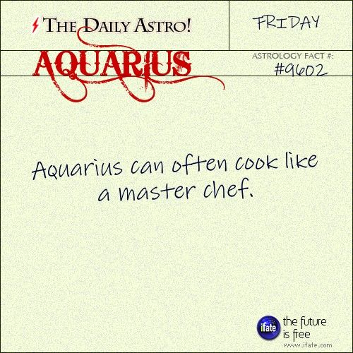 Aquarius Daily Astro! Tarot readings are a great way to get