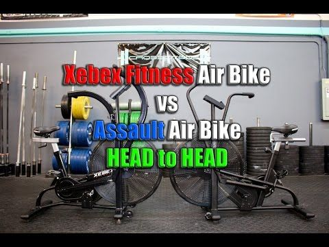 Xebex Air Bike Vs Assault Airbike Assault Bike In The Next Open