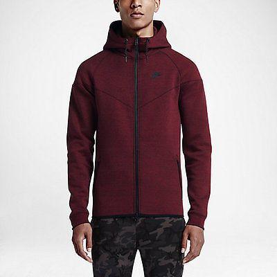 Nike Tech Fleece Windrunner Hoodie, Men's Fashion, Clothes